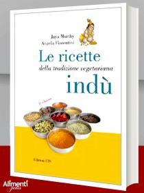 Libro: Le ricette della tradizione vegetariana indù