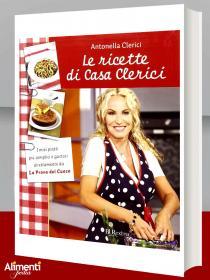 Libro: Le ricette di Casa Clerici