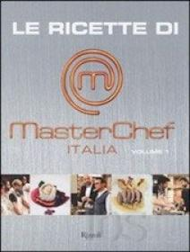 Libro di Masterchef Italia
