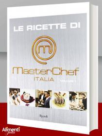 Libro con le ricette di Masterchef Italia. Vol. 1