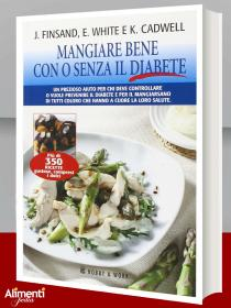 Libro: Mangiare bene con o senza il diabete