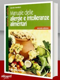 Libro: Manuale delle allergie e intolleranze alimentari