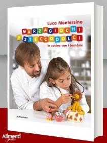 Libro di Luca Montersino Marzagiochi e steccodolci