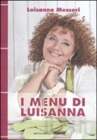 Copertina I menù di Luisanna
