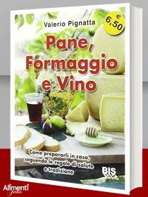 Copertina Pane, formaggio e vino