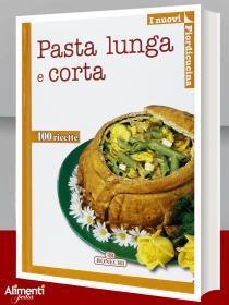 Copertina Pasta lunga e corta