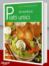 Libro: Piatti unici di verdure
