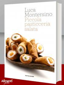Piccola pasticceria salata. Libro di Luca Montersino