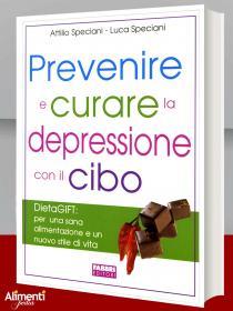 Libro: Prevenire e curare la depressione con il cibo