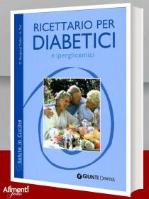 Libro: Ricettario per diabetici e iperglicemici