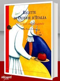 Libro: Ricette di osterie d'Italia. 630 piatti di cucina regionale