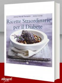 Libro: Ricette straordinarie per il diabete
