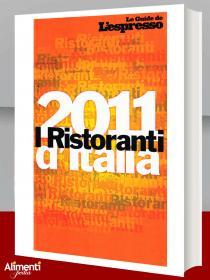 I ristoranti d'Italia 2011 - L'Espresso