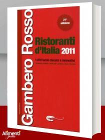 Libro: Ristoranti d'Italia del Gambero Rosso 2011