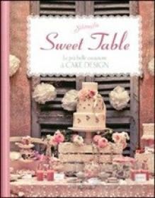 Copertina del libro Sweet table