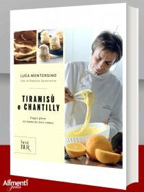 Libro di Luca Montersino: Tiramisù e chantilly