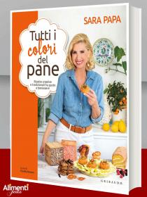 Libro: Tutti i colori del pane di Sara Papa