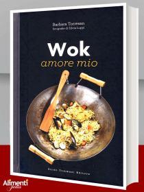Copertina libro Wok amore mio di Barbara Torresan