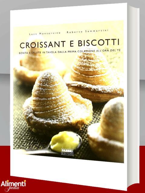 Croissant e biscotti