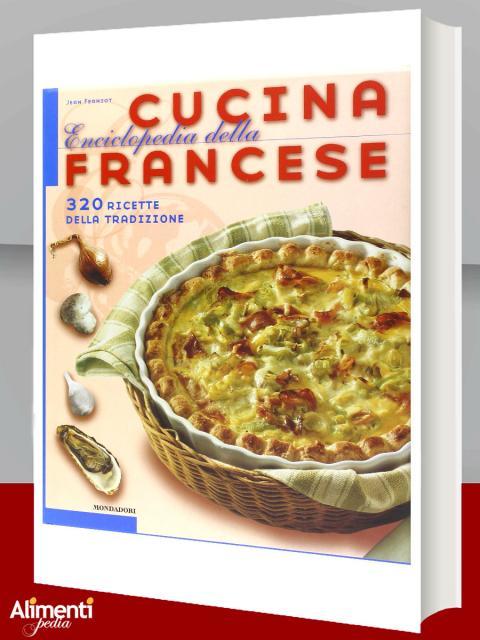 Enciclopedia della cucina francese.