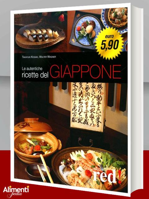 Le autentiche ricette del Giappone