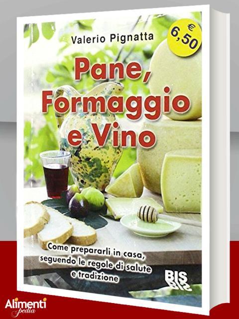 Pane, formaggio e vino