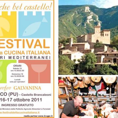11°Festival della Cucina Italiana