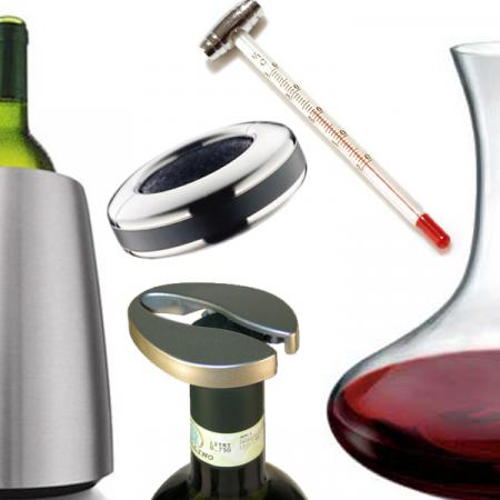 Altri accessori del vino