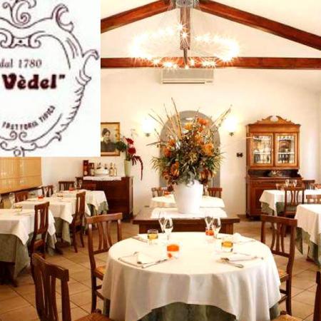 Al ristorante Al Vèdel