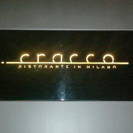 Al ristorante Carlo Cracco