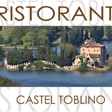 Al ristorante Castel Toblino