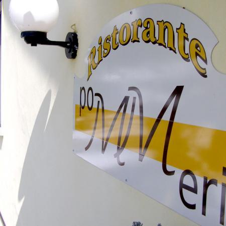 Al ristorante Pommeri