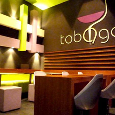 Al ristorante Tobago