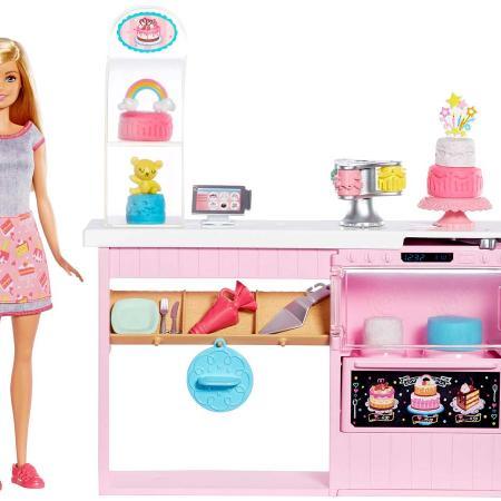 La pasticceria di Barbie