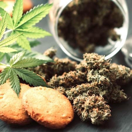 Legge su cannabis negli alimenti