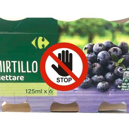 Mirtillo Nettare Carrefour