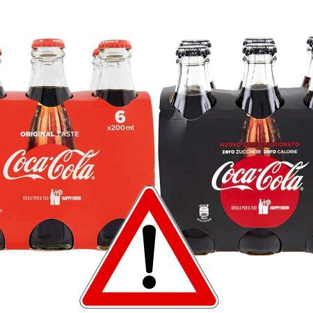 Coca Cola richiamata