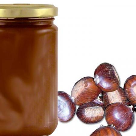 Crema di castagne o di marroni
