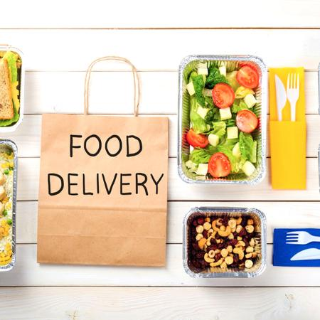 Il food delivery al tempo del Coronavirus