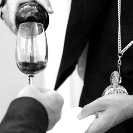 Degustazione vino. La qualità.