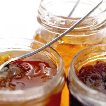 Conserve, confetture, gelatine e marmellate