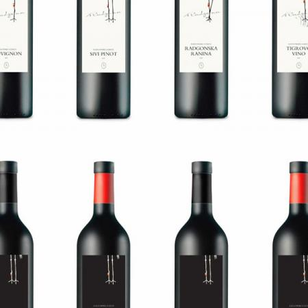 Etichette del vino