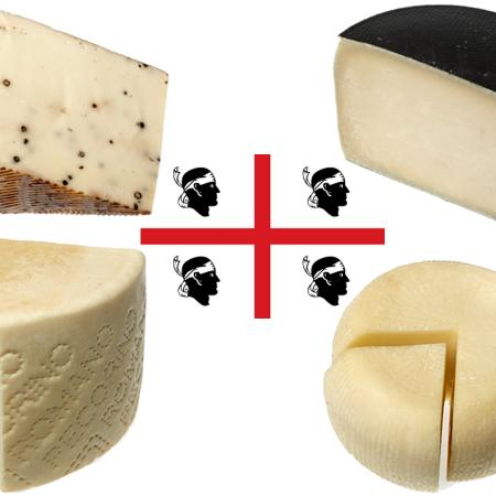 Sardegna: i formaggi