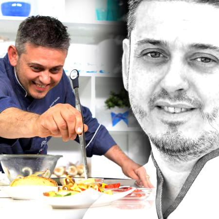 Chef e maestro Gregori Nalon