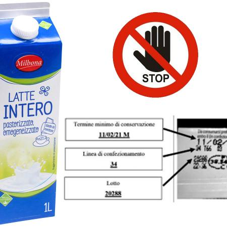 Latte Milbona