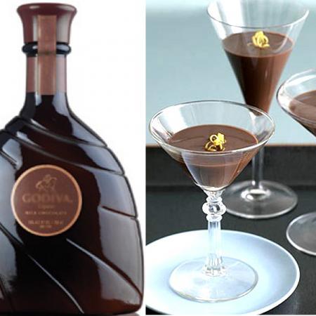 Liquore al cioccolato