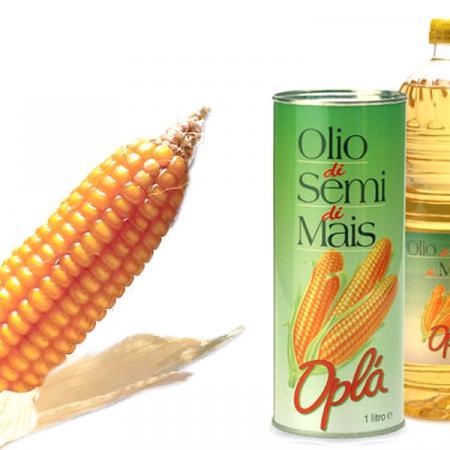 Olio di semi di mais