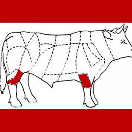 Ossobuco di vitello o garretto