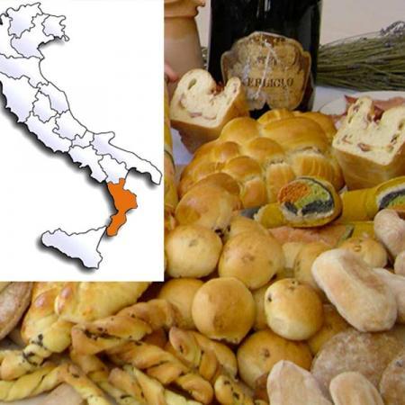 Pane tipico Calabria