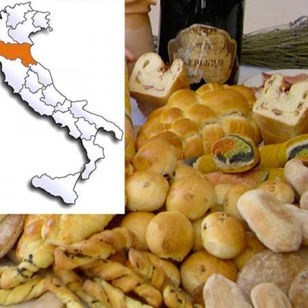 Pane tipico Emilia Romagna